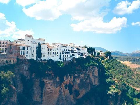 Dónde Quedarse En Ronda, España: Los Barrios