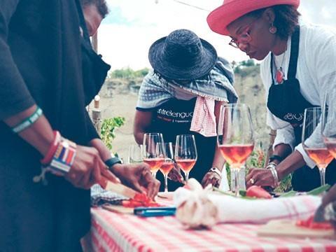 Cata de vino orgánico en Ronda vinos de ronda