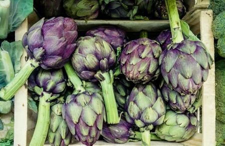 organic food in Ronda
