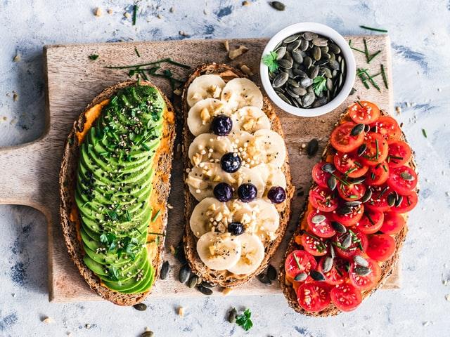 vegan food in ronda